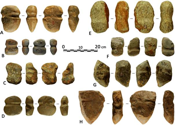 Macrolithic tools for mining and