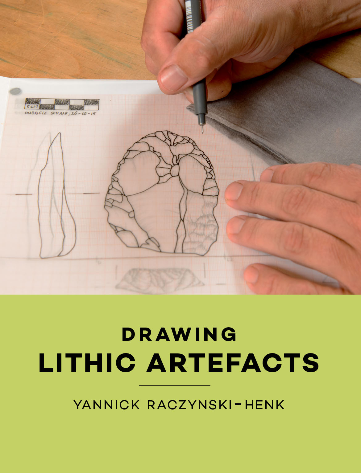 Drawing Lithic Artefacts - cover