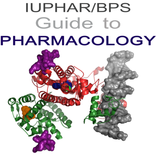 The International Union of Basic and Clinical Pharmacology (IUPHAR) / British Pharmacological Society (BPS) Guide to PHARMACOLOGY database